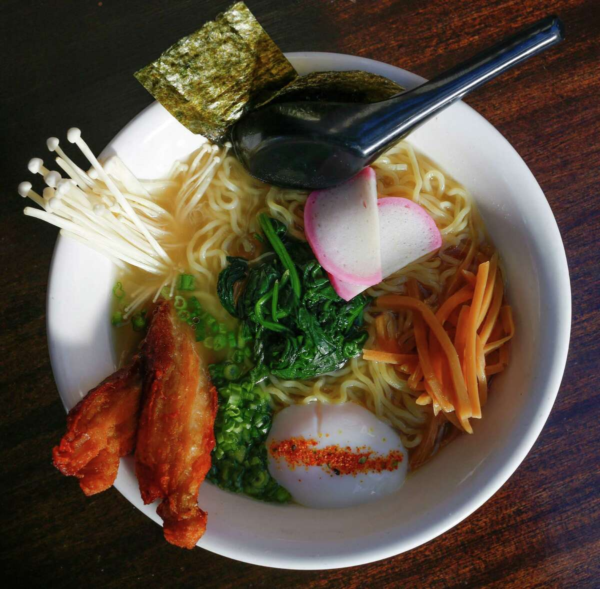 Ramen and artisan breads.2. Noodles and rice: Starches will make a comeback, according to Technomic, a food-industry consulting firm. The ramen craze for buckwheat noodles is fueling this return to carbs. Pasta made with unusual ingredients, rice bowls (embracing jasmine, basmati and brown rice) and artisan breads also contribute to the coming carb-a-rama.