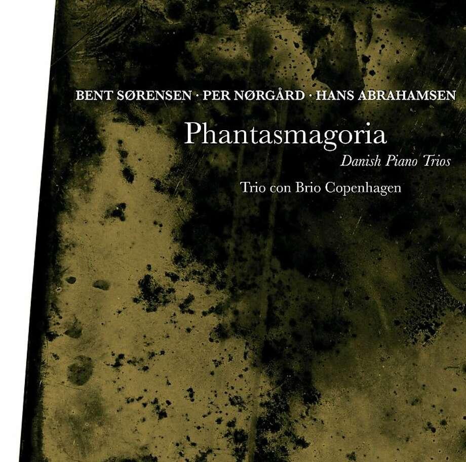 "cd cover: ""Phantasmagoria"" Photo: Da Capo, Amazon.com"