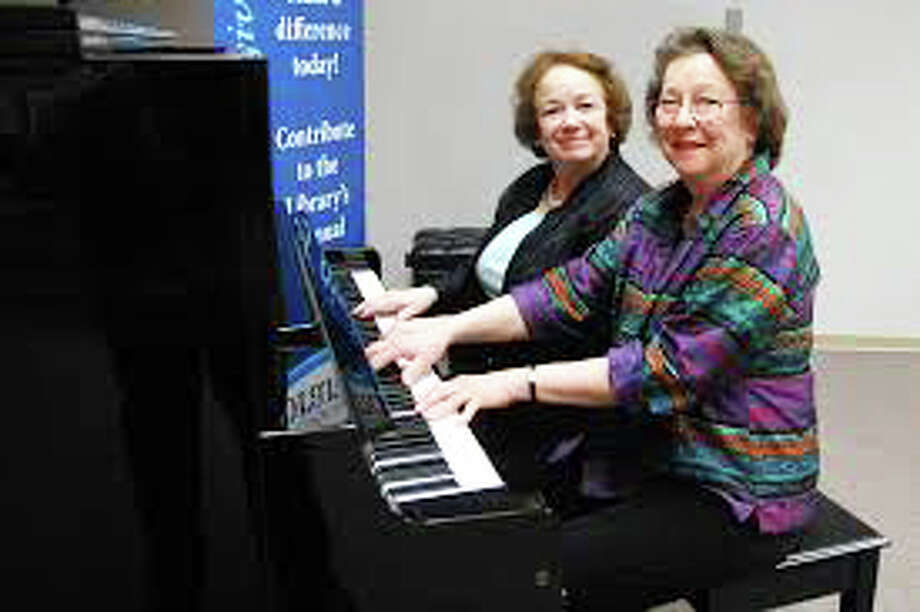 Rita Lapcevic and Sandra Shaw Murphy will perform together on Jan. 12, at  the Westport Library. The women have performed together for over 40 years. Photo: Contributed Photo / Westport News