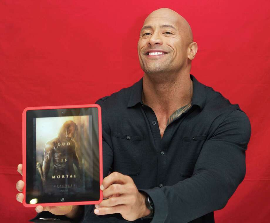 """Hercules""2014 will be the year that gave us TWO Hercules movies. But if you can only see one (poor soul, you), at least The Rock's version has a possibility of being entertaining. Photo: Vera Anderson, WireImage / 2013 Vera Anderson"