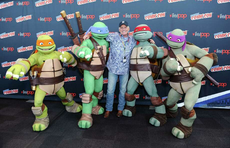 "Every year, Hollywood green-lights movies that beg the question: Who was this movie made for? What real-life person would ever want to see this? 2014 is already shaping up to bear a bumper crop of awful films. First up...""Teenage Mutant Ninja Turtles""Get ready for an unnecessary adaptation of the classic cartoon, complete with cartoonishly bad Chinese(?) accents. The film is a mix of live action and made-to-look-real animation — a combination almost universally hated — and is directed by the guy who brought you ""Wrath of the Titans"" and ""The Killing Room."" Photo: Craig Barritt, Getty Images For Nickelodeon / 2013 Getty Images"