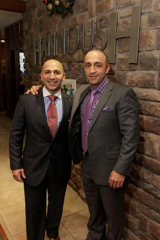 Brothers David Hannoush, left, and Albert Hannoush own Hannoush Jewelers. (Provided photo) / (c) Joe Putrock 2013