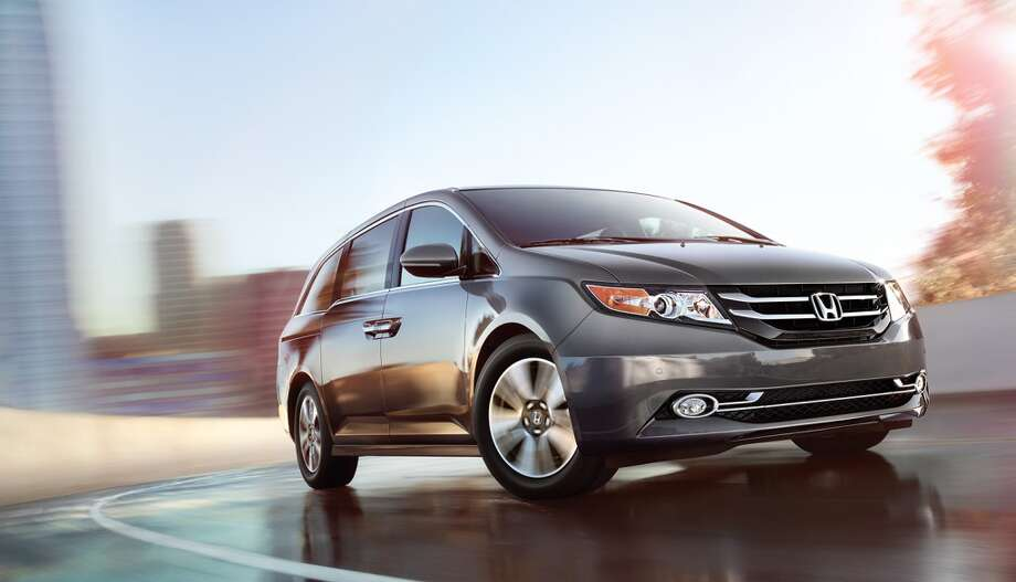 Best Minivan:2014 Honda OdysseySource: Consumer Reports Photo: Honda, Wieck