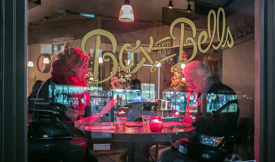 Box and Bells is a solid complement to the many restaurants on College Avenue in Rockridge. Photo: John Storey, Special To The Chronicle