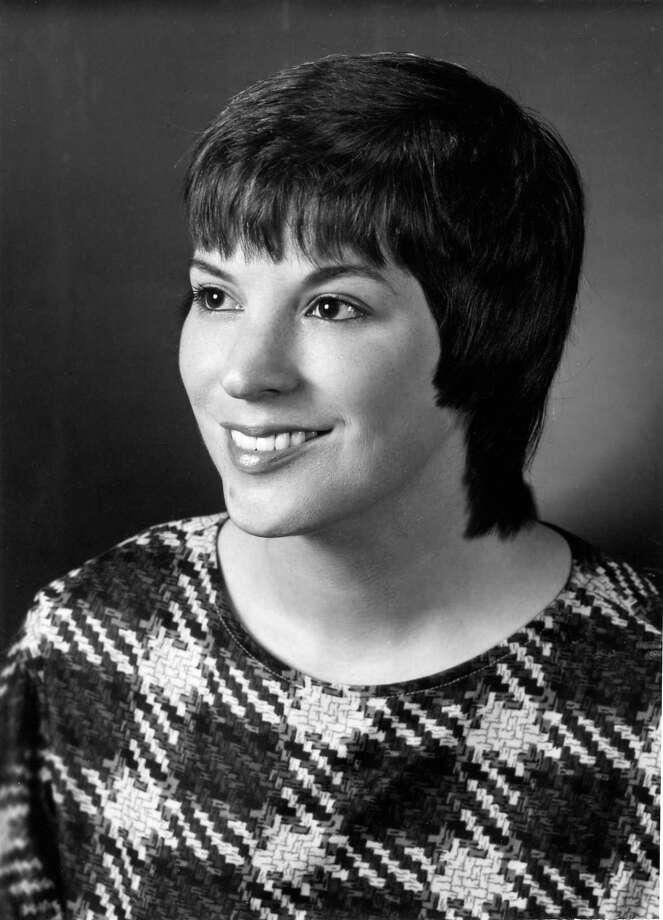 10/1974 - Judy Wiessler, Houston Chronicle Washington Bureau / Houston Chronicle