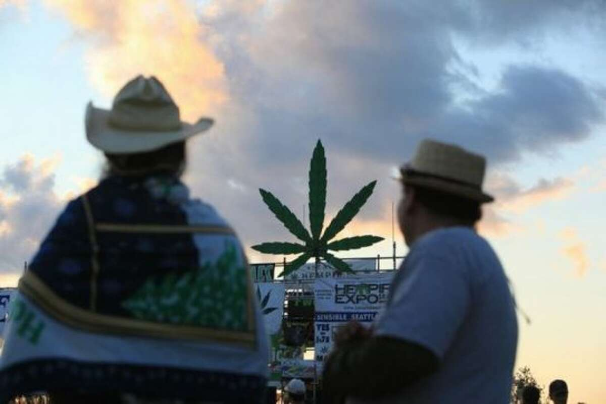 The Obama administration did not go to court to stop Washington's voter-approved law that makes pot legal. Nor will it take action against a similar law in Colorado. After President Trump's election, Attorney General Jeff Sessions threatened a crackdown under federal law. Trump has just undercut Sessions, promising no interference with legalized pot in Colorado.Read the rest of the story.
