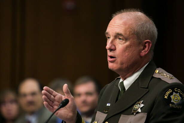 """September 5 -  King County sheriff going to congressional hearing: 'War on drugs failed'     This sort of talk will get you """"invited"""" to a Congressional hearing:    """"I supported I-502 last year because as a former narcotics detective, I can say with full confidence that the War on Drugs as been a failure,"""" King County Sheriff John Urquhart said in a news release.    """"There has to be a better way. And as far as marijuana is concerned, the citizens of Washington have decided legalization for personal use appears to be that 'better way'. Law enforcement needs to respect their decision.""""    The hearing Urquhart will be testifying before is the one set up by Senate Judiciary Committee Chairman Patrick Leahy, D-VT.. It's the same Judiciary Committee hearing credited with pushing the Department of Justice to say what it will and won't do regarding our state's legal pot market.    What the DOJ said was it wouldn't sue to stop the state's from starting their respective legal markets, but would jump in as soon as it felt things were getting out of hand     Read the rest of the story .    Photo: John Urquhart, Sheriff for King County, Washington,  testifies during a Senate Judiciary Committee hearing on """"Conflicts between State and Federal Marijuana Laws,"""" on Capitol Hill, September 10, 2013 in Washington, DC. The hearing focused on conflicts between state and federal marijuana laws."""