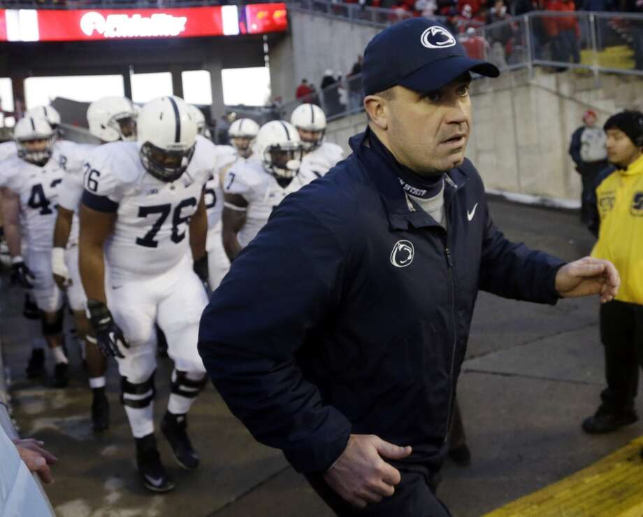 O'Brien has a 3-3 record against Top 25 ranked teams. Photo: Morry Gash, Associated Press