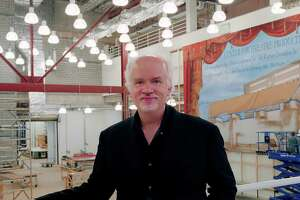 Gregory Boyd is the Alley Theatre's artistic director.