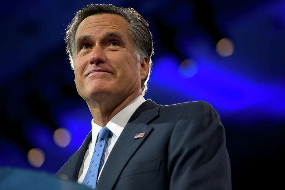 Former Massachusetts Governor and 2012 Republican presidential candidate Mitt Romney had 361 jokes made at his expense by Jay Leno.  Photo: Jacquelyn Martin, STF / AP