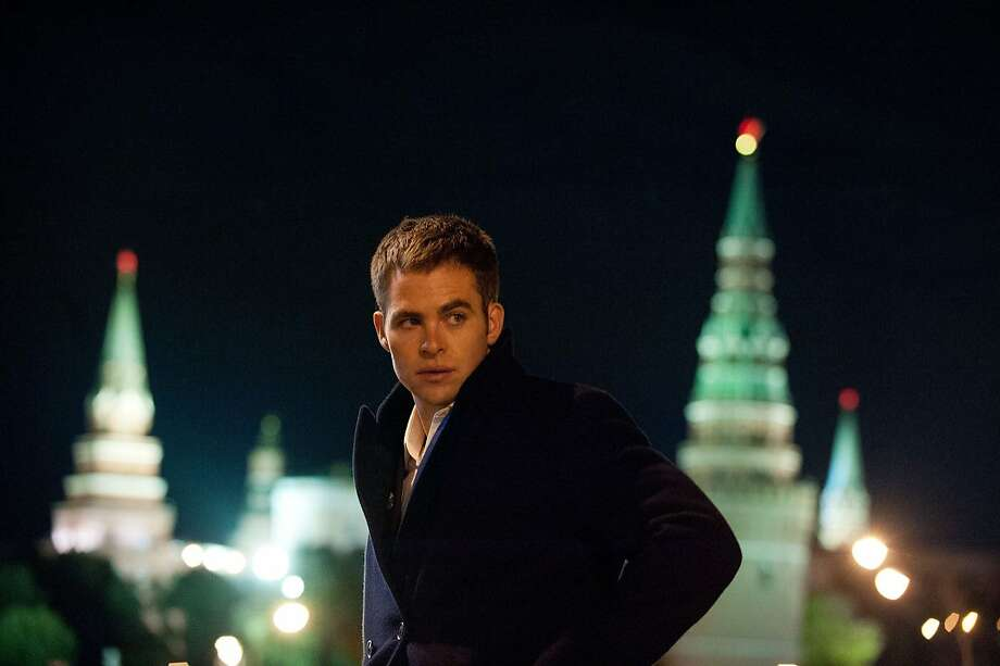 The 4 Faces Many Facets Of The Cinematic Jack Ryan Sfgate
