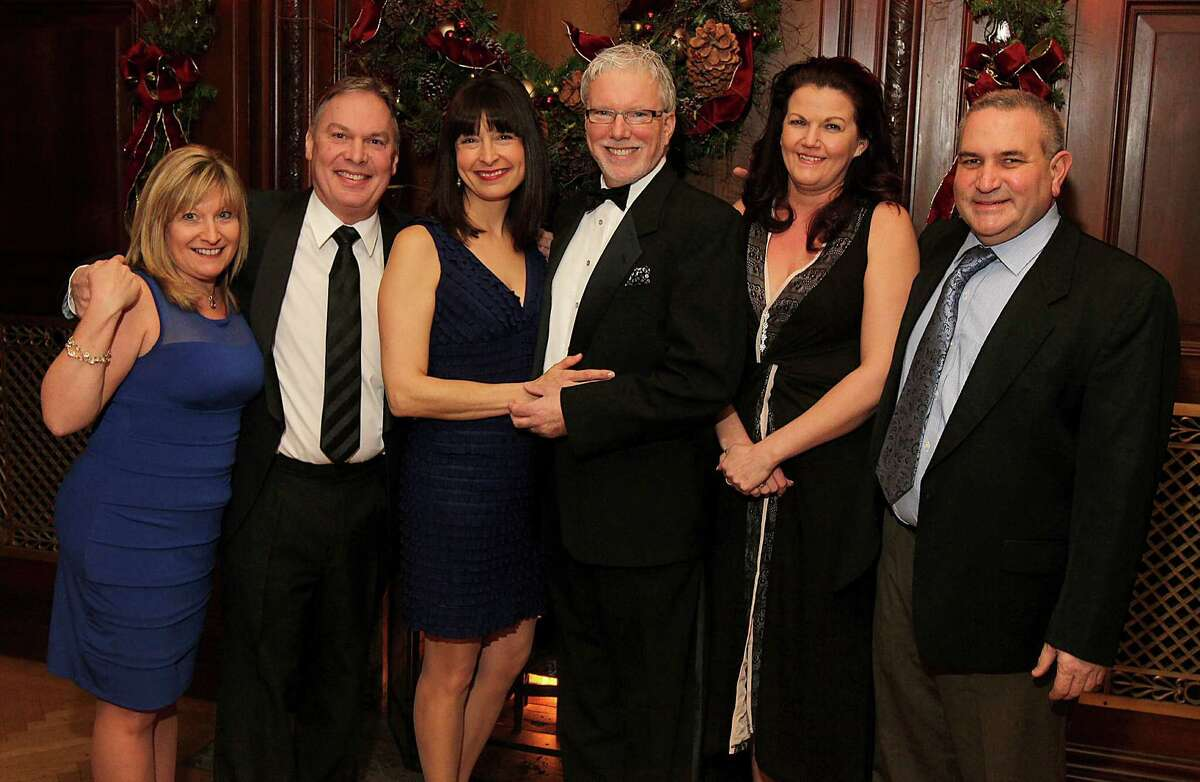 Were you Seen at the 8th Annual Last Night New Year's Eve Gala to benefit St. Peter's Hospital Foundation at Franklin Plaza in Troy on Tuesday, Dec. 31, 2013?