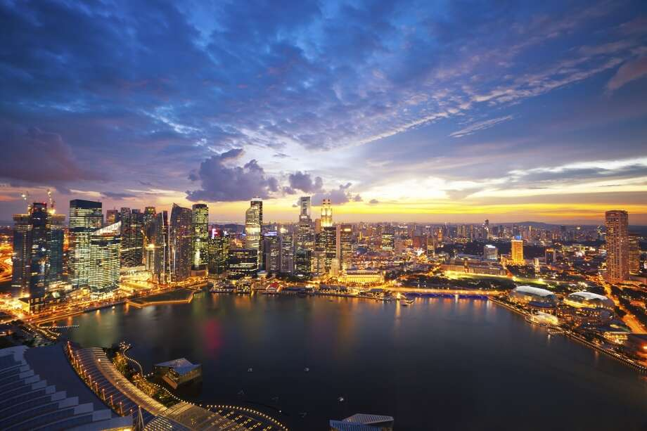 1. Singapore. A spate of newly opened affordable hotels, such as the boutique Clover Hotel (from $133) and the pod-style Plot Hostels (from $29), make it easy to explore the growing attractions of Gardens by the Bay or the city's long-famous street food scene. Photo: TommL, Getty Images/Vetta