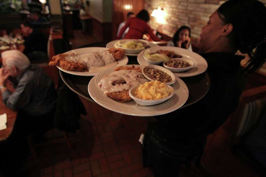 Black-Eyed Pea. 6455 Phelan Boulevard. Inspection date: 11/21/14. Violations: Dirty coolers. Photo: James Nielsen, Houston Chronicle / © 2013  Houston Chronicle