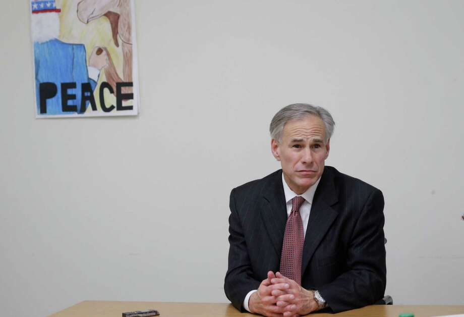 Greg Abbott wasted taxes trying to block VIA from issuing Advanced Transportation District bonds to two transit centers. Photo: LM Otero, Associated Press / AP