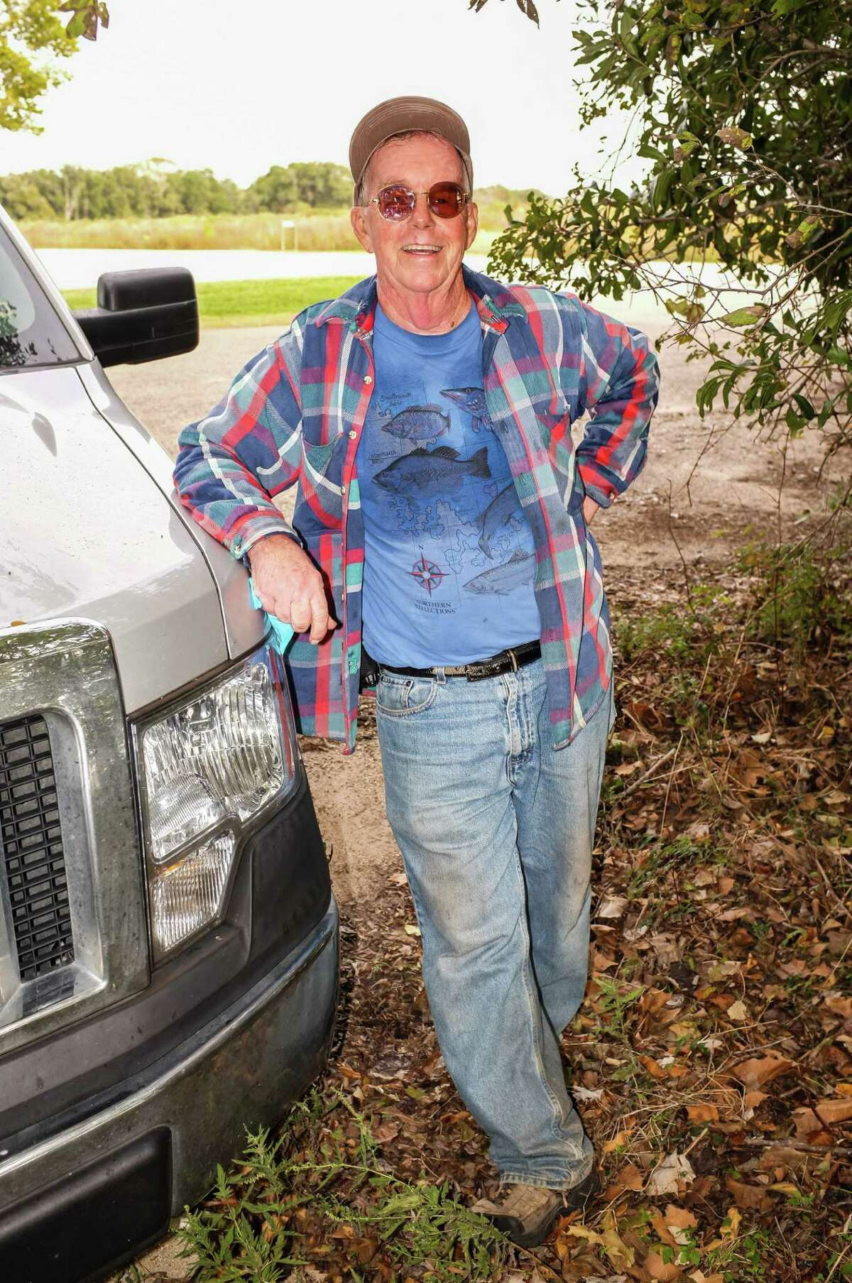 Tom Solomon is a volunteer with the Galveston Bay Area Chapter - Texas Master Naturalist.