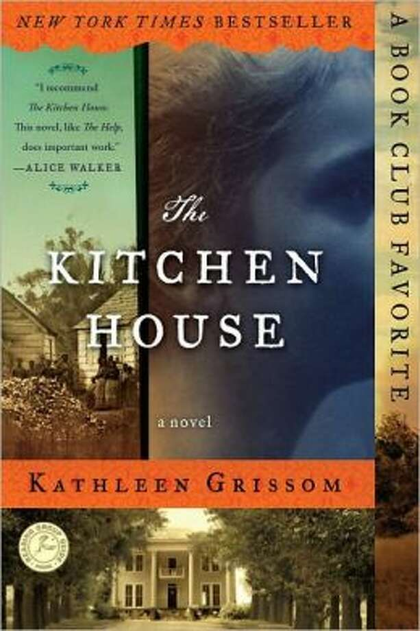 """The Kitchen House"" was written by Kathleen Grissom. Photo: Image Courtesy Of Fort Bend County Libraries"