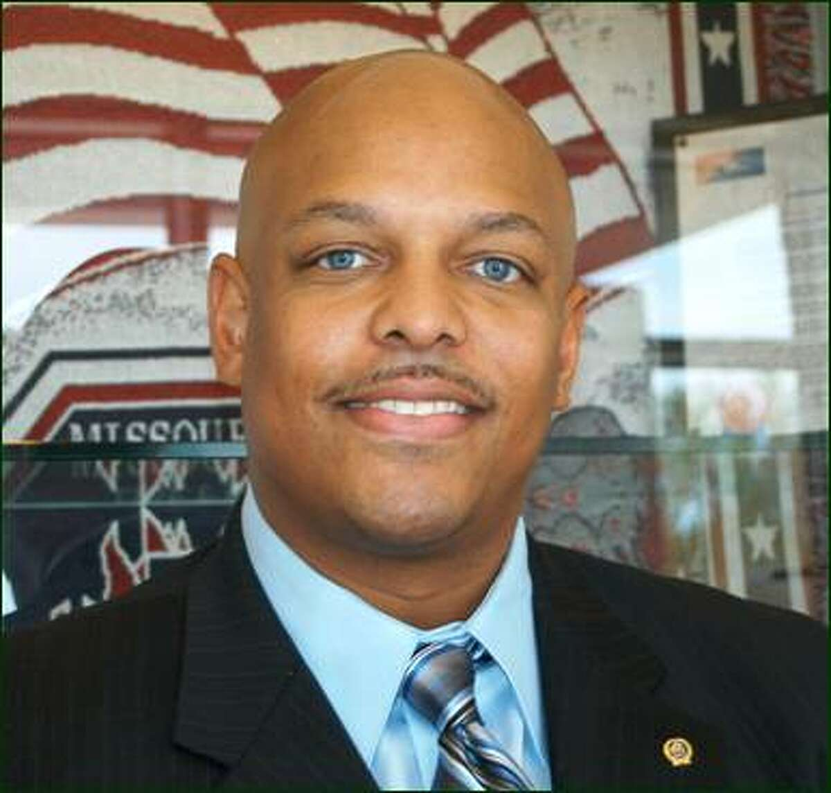 Joel Fitzgerald will become the chief of police in Allentown, Pa.