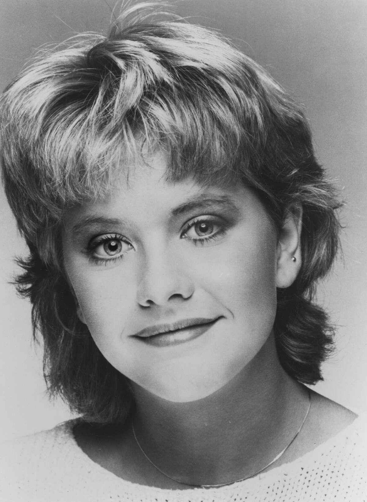Meg Ryan in 1984.