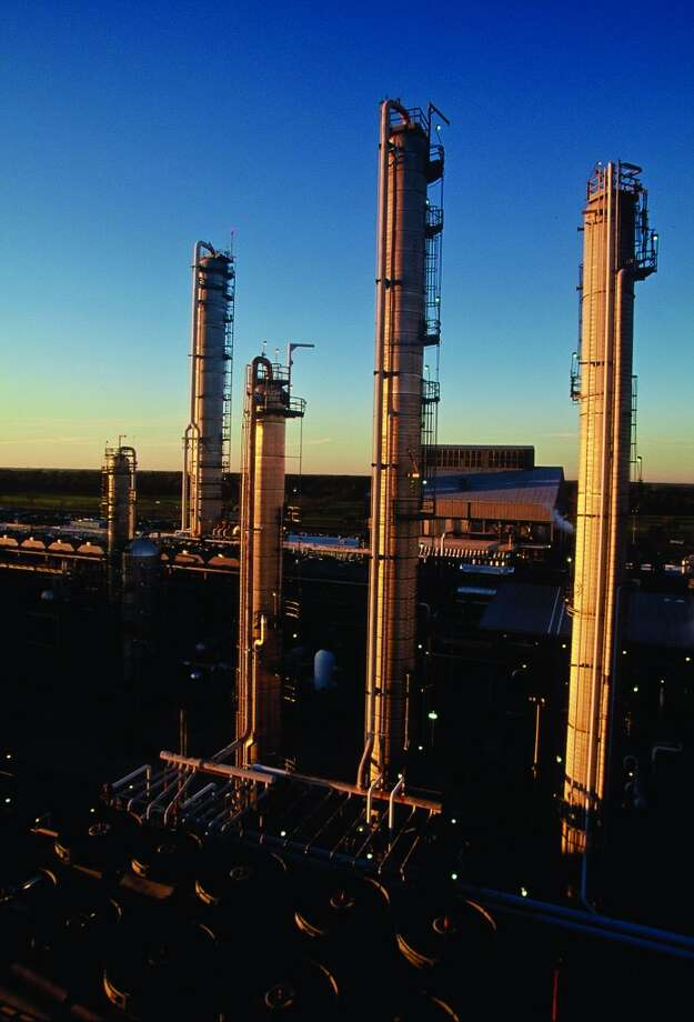 LyondellBasell's methanol plant in Channelview, Texas. Photo: LyondellBasell