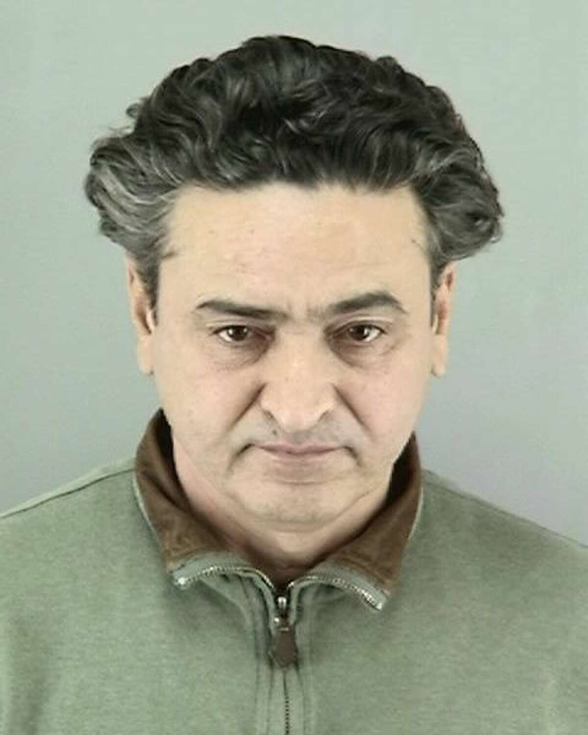 Syed Muzzafar, 57, of Union City, arrested for alleged vehicular manslaughter in connection with a crash Dec. 31, 2013, that killed a 6-year-old pedestrian, Sophia Liu, at Polk and Ellis streets in San Francisco.