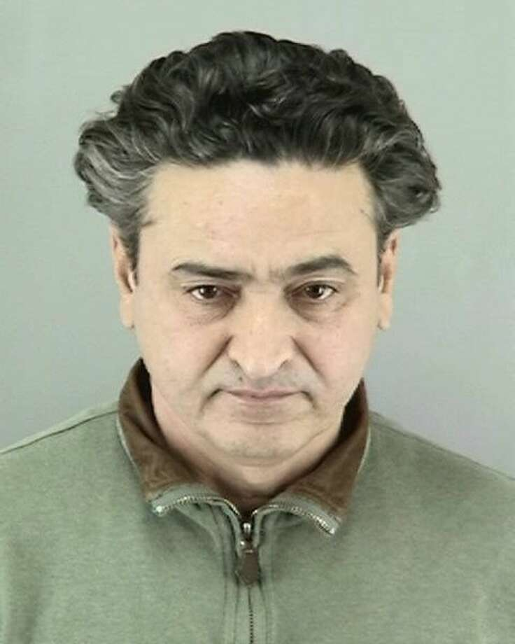 Syed Muzaffar, 57, of Union City, arrested for alleged vehicular manslaughter in connection with a crash Dec. 31, 2013, that killed a 6-year-old pedestrian, Sofia Liu, at Polk and Ellis streets in San Francisco. Photo: San Francisco Police / San Francisco Police Department