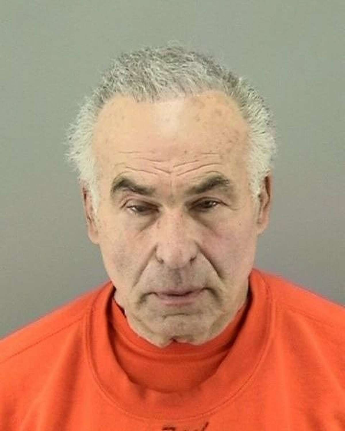 Giampaolo Boschetti, 69, of San Francisco, arrested for alleged vehicular manslaughter in connection with a crash Dec. 31, 2013, that killed an 86-year-old pedestrian, Zhen Guang Ng, at Rolph and Naples streets in San Francisco.