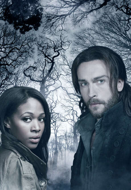 SLEEPY HOLLOW: Cast L-R: Nicole Beharie and Tom Mison. The new FOX drama SLEEPY HOLLOW premieres Monday, Sept. 16 on FOX. Photo: Michael Lavine / 1