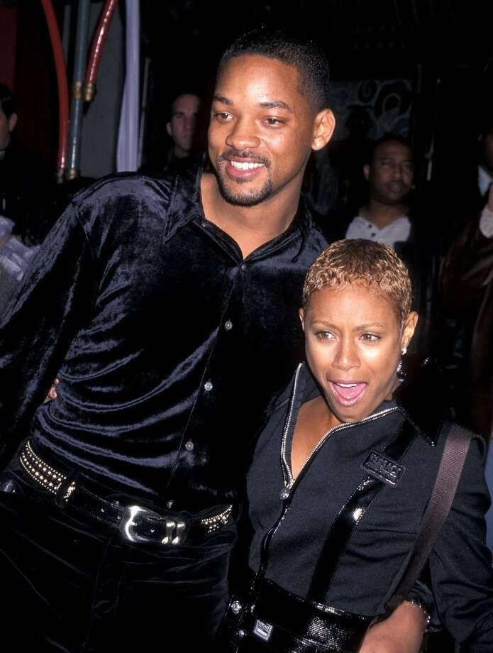 Actors Will Smith and Jada Pinkett were married on New Year's Eve, 1997. Photo: Ron Galella, Ltd., WireImage