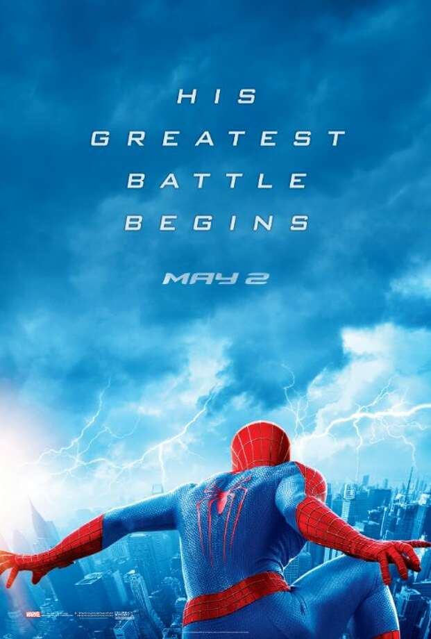The Amazing Spiderman 2Starring:Andrew Garfield, Emma Stone, Jamie FoxxRelease date:May 2Peter Parker runs the gauntlet as the mysterious company Oscorp sends up a slew of supervillains against him, impacting on his life. Photo: Contributed