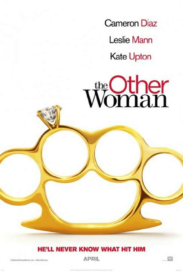 The Other WomanStarring: Kate Upton, Cameron Diaz, Leslie MannRelease date: April 25After realizing she is not her boyfriend's primary lover, a woman teams up with his wife and plots mutual revenge. Photo: Contributed