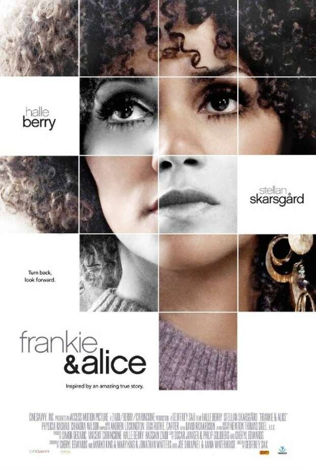 Frankie & AliceStarring:Halle Berry, Stellan Skarsgård, Phylicia RashadRelease date: April 4A drama centered on a young woman with multiple personality disorder who struggles to remain her true self and not give in to her racist alter-personality. Photo: Contributed
