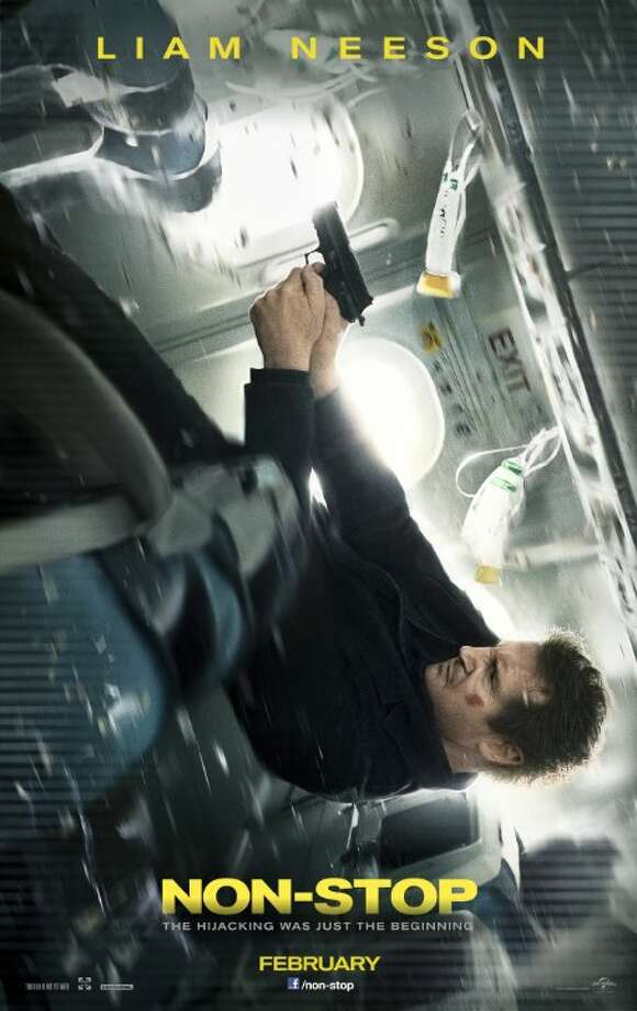 Non-StopStarring: Julianne Moore, Liam Neeson, Michelle DockeryRelease date: Feb. 28An air marshal must spring into action aboard an international flight. Photo: Contributed
