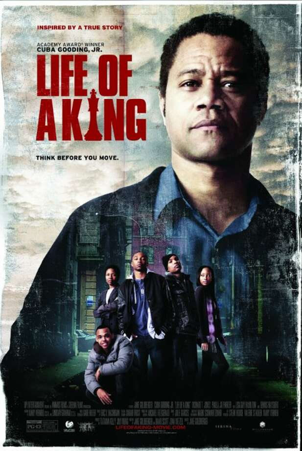 Life of a KingStarring: Cuba Gooding Jr., Dennis Haysbert, LisaGay HamiltonRelease date: Jan. 17Ex-felon, Eugene Brown, establishes a Chess Club for inner city teenagers in Washington, D.C. Photo: Contributed