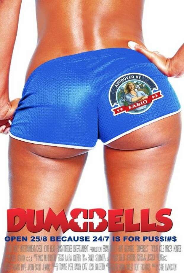 """DumbbellsStarring:Mircea Monroe, Taylor Cole, Jaleel WhiteRelease Date: Jan. 10The movie focuses on Chris Long, a washed up college hoop star turned trainer, who's plagued by bitterness from past misfortunes. Having once had plans for a lucrative NBA career and """"the easy life,"""" Chris' now finds himself in an existence that lacks purpose and direction. The story takes a turn when new owner, Jack Guy, a shallow Hollywood type, arrives on the scene. Armed with """"big ideas,"""" (and plenty of his own secrets) Jack unleashes a plan to turn the gym into a reality show. Conflict arises when Chris and most of the staff resist Jack's """"ideas"""" at all costs. Nothing goes as planned, but in the process, Chris and Jack forge an unexpected friendship. As a team, Chris and Jack are able to assist each other in facing their demons from the past, and as a result, they're able to lead the group down a path toward fulfilling all of their dreams. Photo: Contributed"""