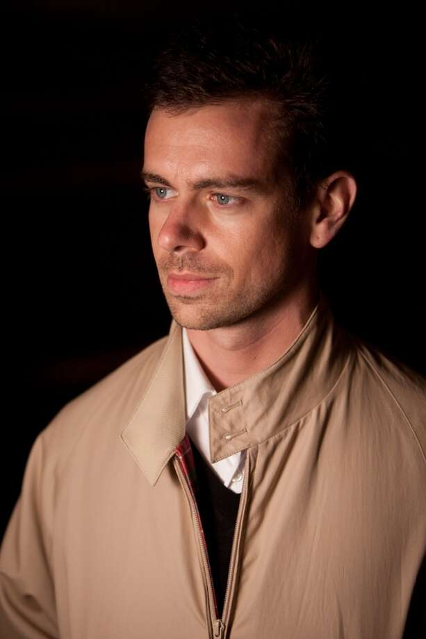 32. Jack Dorsey — Twitter co-founder and CEO of Square Photo: John Sebastian Russo, The Chronicle