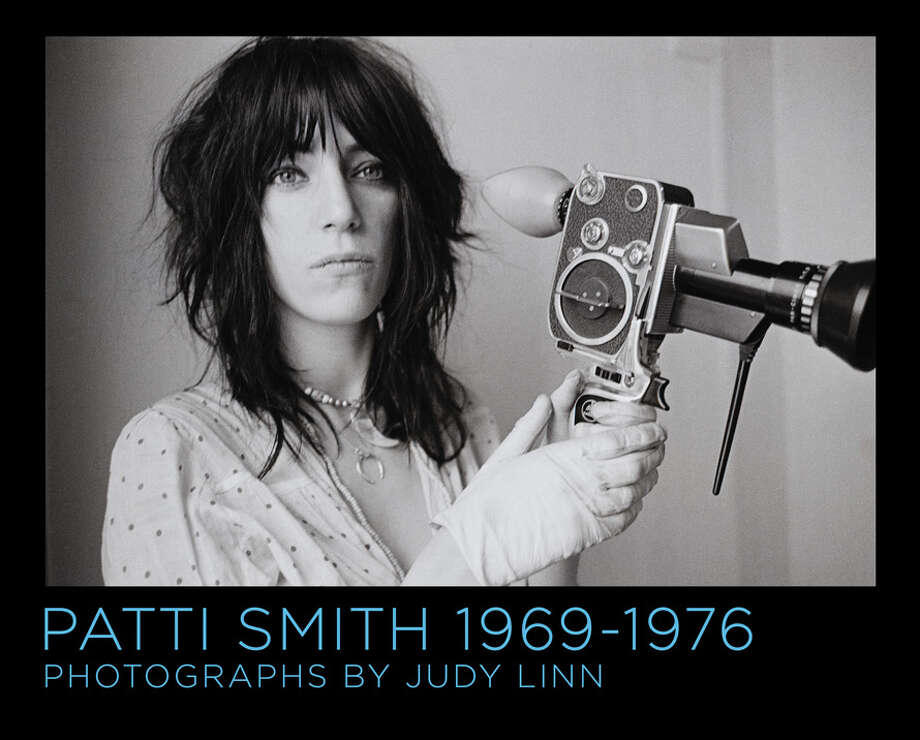"""Patti Smith 1969–1976/Photographs by Judy Linn,"" published by Abrams Image New York (2011)"