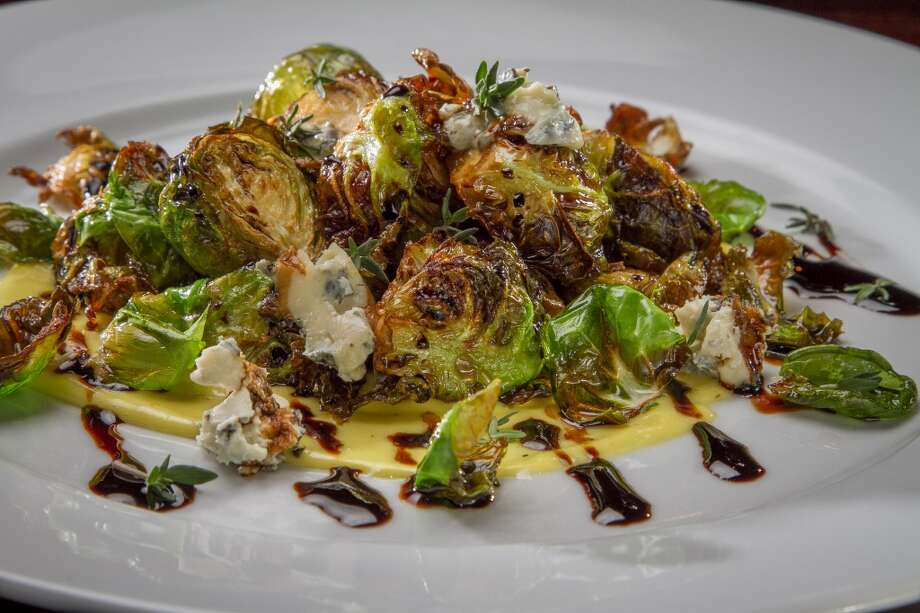 The fried Brussels Sprouts with lemon garlic confit aioli and saba at Mockingbird in Oakland Photo: John Storey, Special To The Chronicle