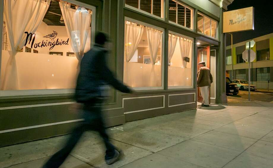 The exterior of Mockingbird in Oakland. Photo: John Storey, Special To The Chronicle