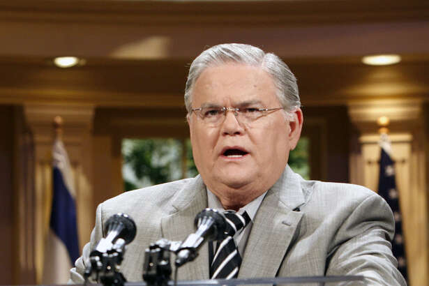 Readers respond to comments made by Rev. John Hagee, pastor of Cornerstone Church in San Antonio, that atheists should book flights out of town.