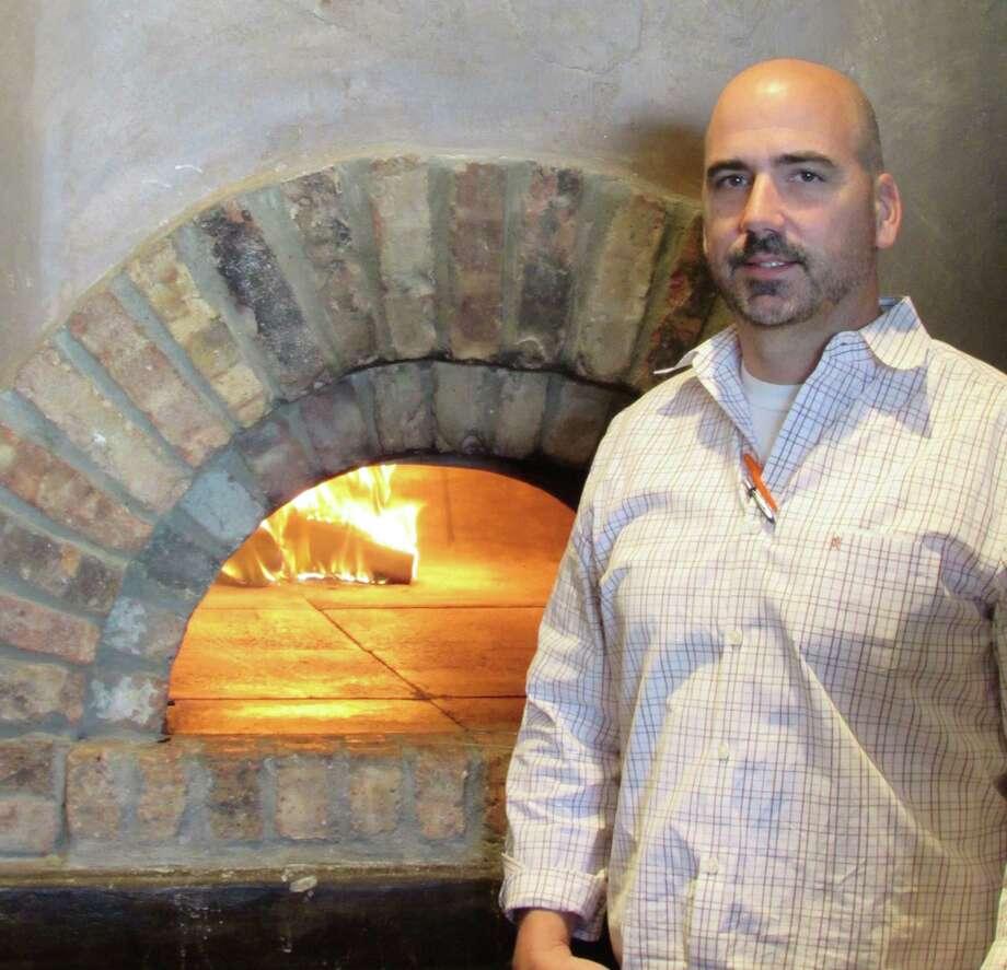 Steve Warner, owner of Two Step Restaurant & Cantina, opened Tiu Steppi's Osteria in November. Photo: Burt Henry / San Antonio Express-News