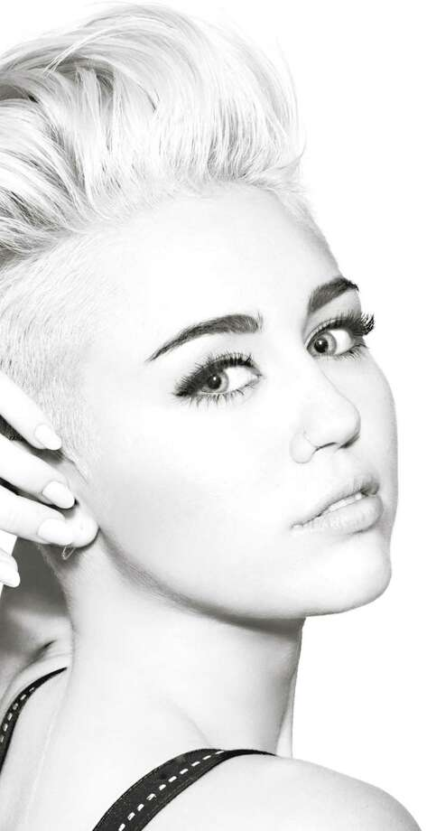 "Headline-making Miley Cyrus brings her ""Bangerz Tour"" to San Antonio on March 15. Photo: RCA Records"