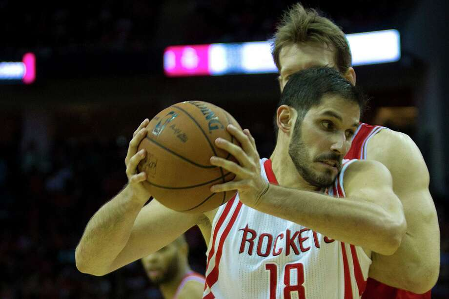 The Rockets are looking for backup players like Omri Casspi to be more assertive when on the court. Photo: Marie D. De Jesus, Staff / © 2013 Houston Chronicle