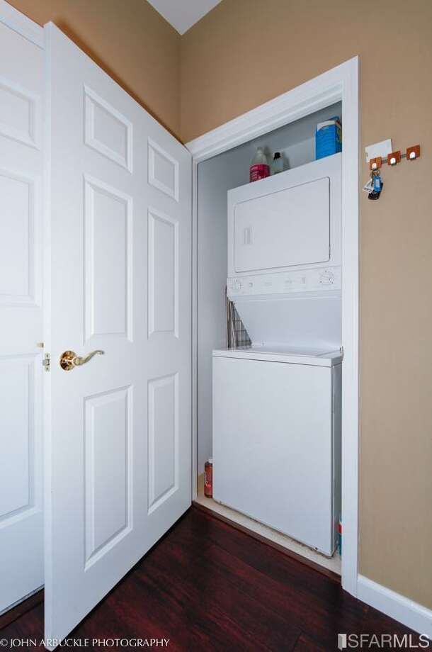 In unit w/d!  Photos: MLS/Bert Benisch, BHG Mason-McDuffie Real Estate