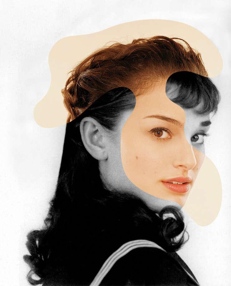 Natalie Portman and Audrey Hepburnhttp://www.georgechamoun.com/
