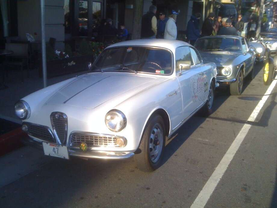 Another Alfa Romeo at the 2014 Anti-Football Drive. Photo: Courtesy Ron Wren