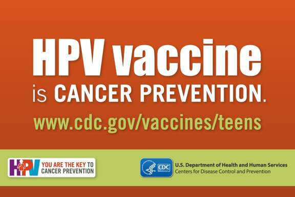 """Progress toward HPV vaccination has stalled, risking the health of the next generation. Doctors need to step up their efforts by talking to parents about the importance of HPV vaccine just as they do other vaccines and ensure it's given at every opportunity.""     Tom Frieden, MD, MPH  -  Director of the Centers for Disease Control and Prevention"