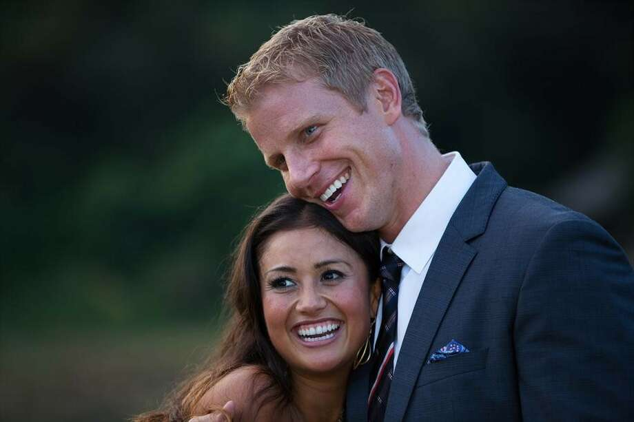 "'The Bachelor's' Sean Lowe and Catherine Giudici's wedding will air Sunday, January 26 on ABC. This will mark the first time ever a 'Bachelor'"" wedding has been telecast live. Photo: Dave Hagerman, ABC / © 2013 American Broadcasting Companies, Inc. All rights reserved."