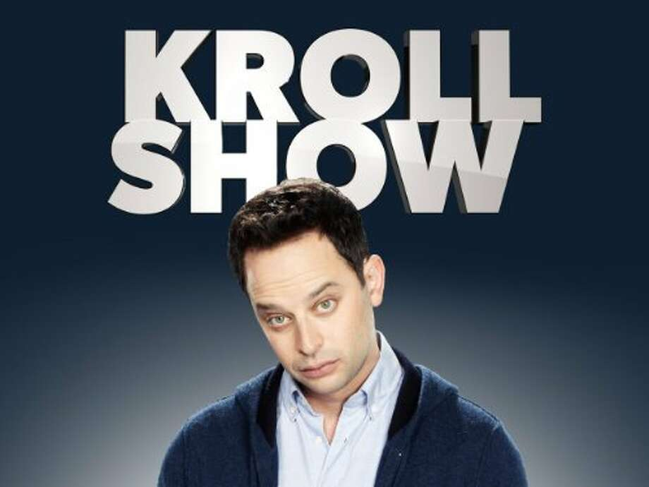 Kroll Show's second season premieres on Wednesday, January 14th on Comedy Central.
