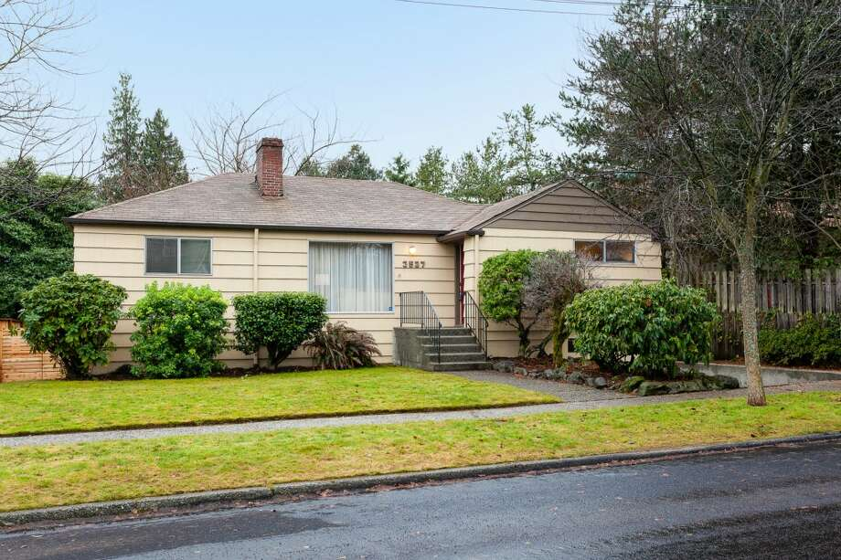 We'll start with the priciest home, 3527 N.E. 86th St., which is listed for $400,000. The 2,060-square-foot house, built in 1946, has four bedrooms, 1.5 bathrooms, a rec room with a fireplace, a back porch and a patio on a 6,120-square-foot lot. An open house is scheduled for 1 p.m. to 4 p.m. on Sunday. Photo: Julie Mannell, Atrium Photography, Courtesy Susan Picht, Coldwell Banker Bain